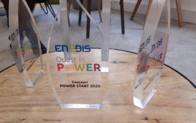 Concours PowerStart 2020 – DR IDFO